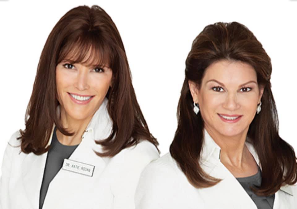 Drs. Katie Rodan and Kathy Fields